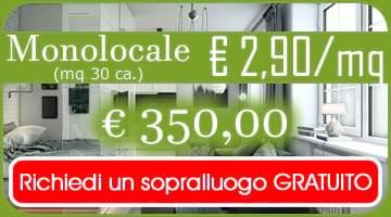Battista Antimo imbianchino Milano Monolocale