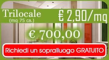 Battista Antimo imbianchino Milano Trilocale